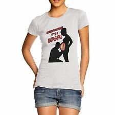 Womens Cotton Novelty Funny Design  Congratulations T-Shirt