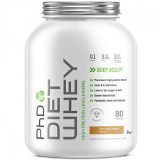PhD Diet Whey Fat Burn Weight Loss Meal Replacement Protein Powder Drink Shake