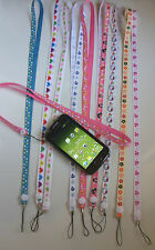 Funky Neck Strap Lanyard ID Card Badge Mobile phone Camera MP3 Player Holder