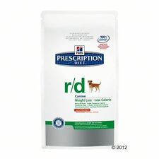 Dry Food Hills RD Prescription Diet Canine - Weight Loss/Low Calorie