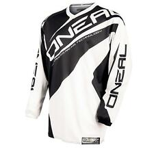 O'Neal Element Kinder Jersey Weiß DH Mountain Bike Moto Cross Trikot Enduro MX