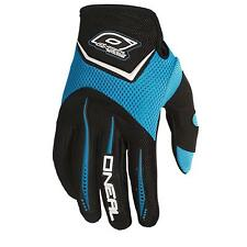 O'Neal Element MX DH Handschuhe Hellblau Moto Cross Mountain Bike MTB MX FR DH