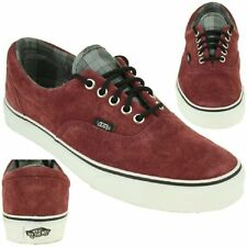 VANS Classic ERA Sneaker Skater Unisex red NEW leather
