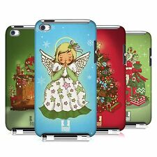 HEAD CASE DESIGNS CHRISTMAS ESSENTIALS CASE FOR APPLE iPOD TOUCH 4G 4TH GEN