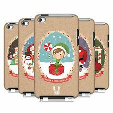 HEAD CASE DESIGNS CHRISTMAS CLASSICS 2 CASE FOR APPLE iPOD TOUCH 4G 4TH GEN