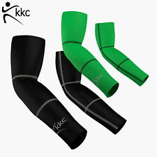 Cycling Arm Warmer Winter Thermal Inner Flees Roubaix Material Cold Weather Wear