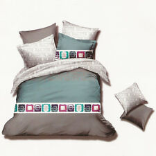 Neti Duvet Cover Bedding Set 100% Cotton Bed Linen