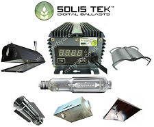 Solistek Solis Tek 600w & 1000w Digital Grow Kits New 2016 Model