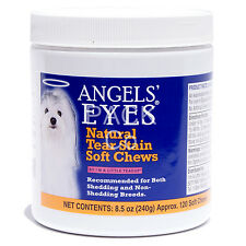 ANGELS EYES FOR DOGS NATURAL TEAR STAIN REMOVER ANGEL'S SOFT CHEWS CHICKEN