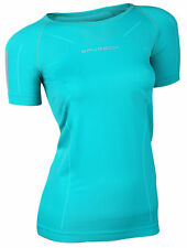 BRUBECK® SS11080 ATHLETIC Thermo-Trainingsshirt Kurzärmelig+UP®-ELWS Multituch