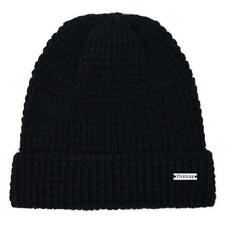 BNWT Men's Firetrap Bobble Beanie Cable Hat Cap Retro Winter Gift *2 Colours*