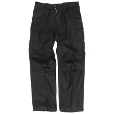 ARMEE M65 HOSE TAKTISCHE GEFECHTE UNIFORM WORK CARGO HERREN PANTS SECURITY SCHWA