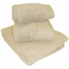 Biscuit Beige 100% Egyptian Cotton 600gsm Heavyweight Bath Towels Or Mats Luxury