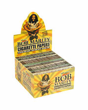 GENUINE BOB MARLEY PURE HEMP King Size Rolling Papers Cigarette Papers Rizla