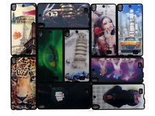 GIONEE ELIFE S5.1 IMPORTED 3D DESIGNER SOFT+SEMI HARD BACK CASE COVER