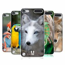 HEAD CASE DESIGNS FAMOUS ANIMALS HARD BACK CASE FOR APPLE iPOD TOUCH 5G 5TH GEN