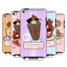 HEAD CASE DESIGNS KAWAII CAKES AND SHAKES CASE FOR APPLE iPOD TOUCH 4G 4TH GEN