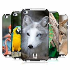 HEAD CASE DESIGNS FAMOUS ANIMALS HARD BACK CASE FOR APPLE iPOD TOUCH 4G 4TH GEN