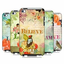 HEAD CASE DESIGNS SIMPLE JOYS HARD BACK CASE FOR APPLE iPOD TOUCH 4G 4TH GEN