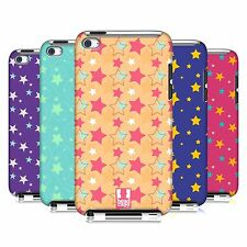 HEAD CASE DESIGNS STARS PATTERNS HARD BACK CASE FOR APPLE iPOD TOUCH 4G 4TH GEN