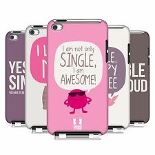 HEAD CASE DESIGNS VALENTINES FOR SINGLES CASE FOR APPLE iPOD TOUCH 4G 4TH GEN