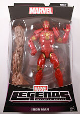 Marvel Legends Guardians Of The Galaxy Cosmic IRON MAN Groot Series New Sealed