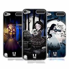 HEAD CASE ART MACABRE SILICONE GEL CASE FOR APPLE iPOD TOUCH 5G 5TH GEN