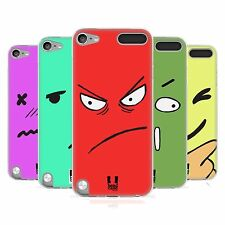 HEAD CASE EMOTICON KAWAII EDITION GEL CASE FOR APPLE iPOD TOUCH 5G 5TH GEN