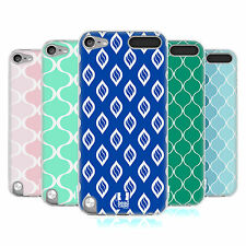 HEAD CASE OGEE PATTERN SILICONE GEL CASE FOR APPLE iPOD TOUCH 5G 5TH GEN