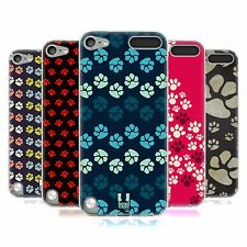 HEAD CASE PAWS SILICONE GEL CASE FOR APPLE iPOD TOUCH 5G 5TH GEN