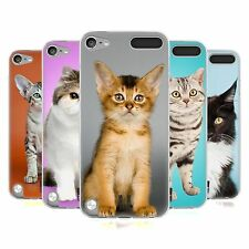 HEAD CASE POPULAR CAT BREEDS SILICONE GEL CASE FOR APPLE iPOD TOUCH 5G 5TH GEN