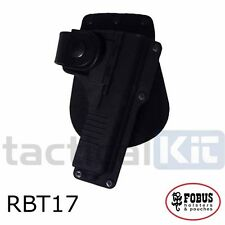 Genuine Fobus Walther P99 Tactical Light/Laser Bearing Holster all variants