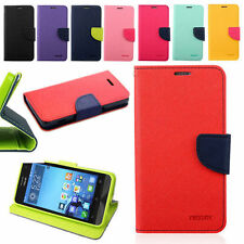 Mercury Flip Case Cover Stand for Samsung Galaxy Alpha G850
