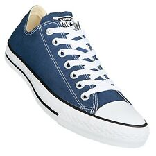 Converse Chucks AS Ox navy blau - flache Chucks Gr. 41 + 46