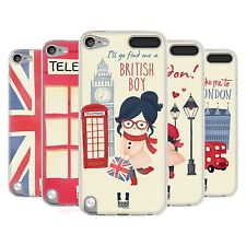 HEAD CASE I DREAM OF LONDON SILICONE GEL CASE FOR APPLE iPOD TOUCH 5G 5TH GEN