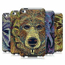 HEAD CASE DESIGNS SCRIBBLE ANIMAL FACES CASE FOR APPLE iPOD TOUCH 4G 4TH GEN