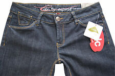 NEU! EDC BY ESPRIT JEANS STRETCHIGE-BOOTCUT-JEANS DAMEN FIVE FIT