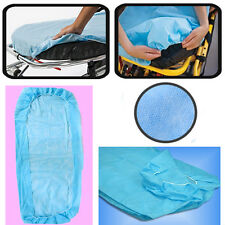Disposable Elasticated Hospital Bed Sheets Pads Mattress Protection 240 x 100cm