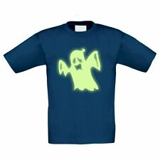 T-Shirt Kinder Halloween – Gespenst