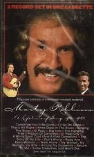 MARTY ROBBINS - A Lifetime Of Song (1951-1982) - New Sealed Columbia Cassette