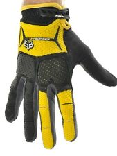Fox Yellow Unabomber 2013 MTB Gloves