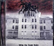 SUICIDAL NIHILISM Within the Insane Asylum CD EXCELLENT