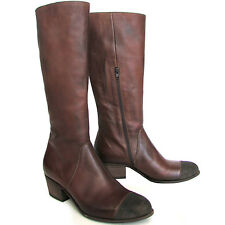 VIC by Vic Matie Italy stivali in pelle stylish leather women's boots сапоги