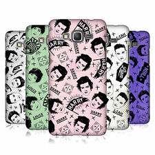 OFFICIAL ONE DIRECTION DOODLE FACE CASE FOR SAMSUNG GALAXY GRAND PRIME 3G DUOS