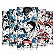 OFFICIAL ONE DIRECTION 1D FACE PATTERNS HARD BACK CASE FOR XIAOMI REDMI NOTE 4G