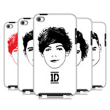 OFFICIAL 1D GRAPHIC FACES HARD BACK CASE FOR APPLE iPOD TOUCH 4G 4TH GEN