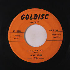GENE ROSS: It Ain't Me / You Firefly 45 Oldies