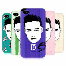 OFFICIAL ONE DIRECTION 1D GRAPHIC FACES LIAM HARD BACK CASE FOR APPLE iPHONE 4S