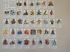 DR DOCTOR WHO VINTAGE JOTASTAR TOP TRUMPS TARJETA - HÉROES Y MONSTRUOS - 1978