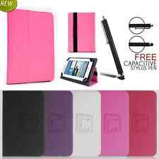 "New Universal PU Leather Stand Case Cover For 7"" & 10"" Inch Tab Android Tablet"